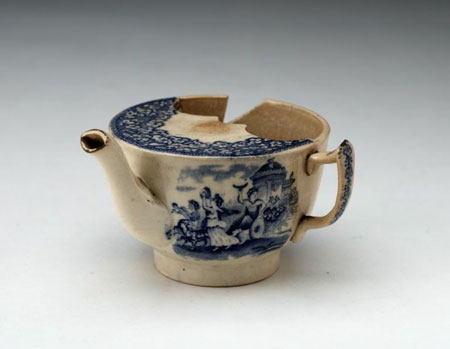 Postcard of Invalid cup.