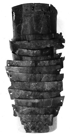 Postcard of Armour (fragment).