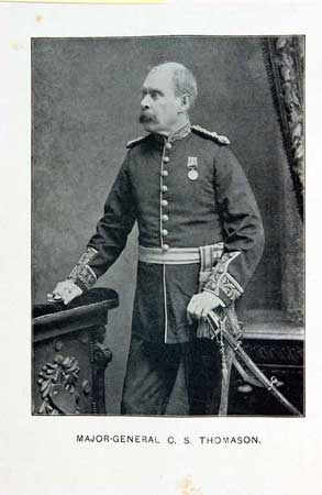 Major-General C.S. Thomason