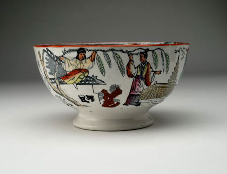 Postcard of Bowl (1 of 2).